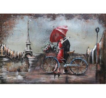 Paveikslas Pora Paryžiuje, 80x120