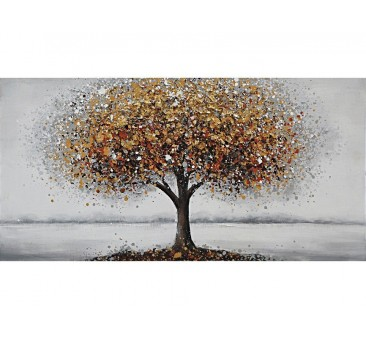 Paveikslas Auksinis medis, 60x120