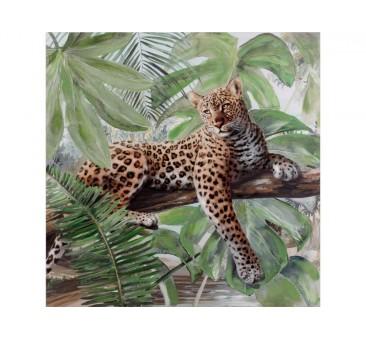 Paveikslas Gepardų šeima, 100x100