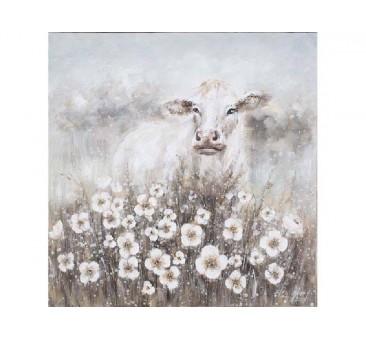 Paveikslas Karvė, 100x100
