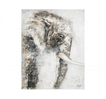 Paveikslas Dramblys, 120x150