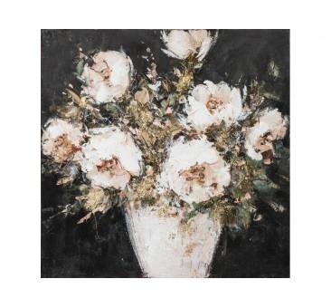 Paveikslas Gėlės, 80x80