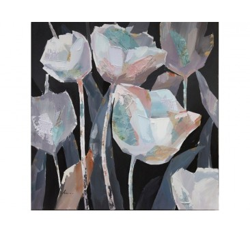 Paveikslas Gėlės, 100x100