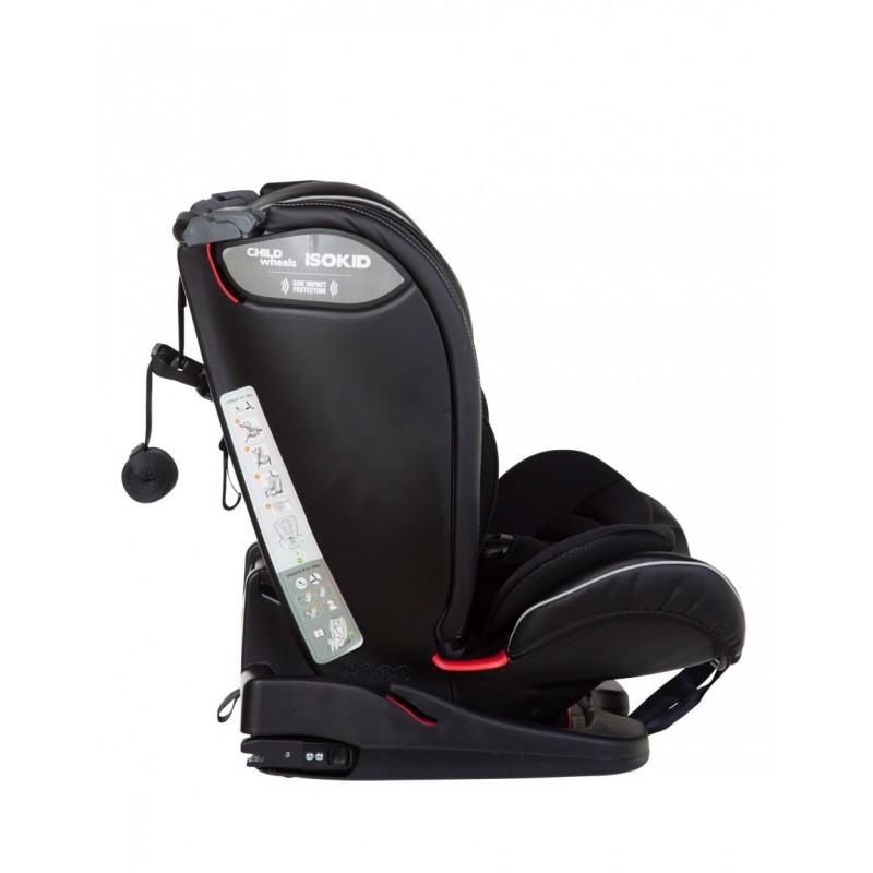 Autokėdutė CHILDHOME ISOKID ISOFIX 9-36 kg