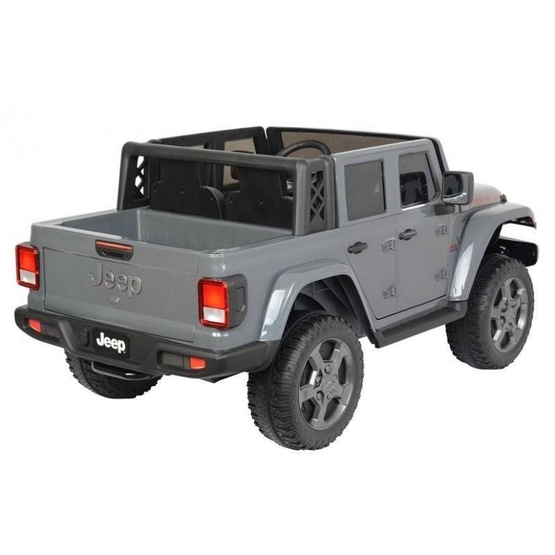 Elektromobilis Jeep 6768R pilkas