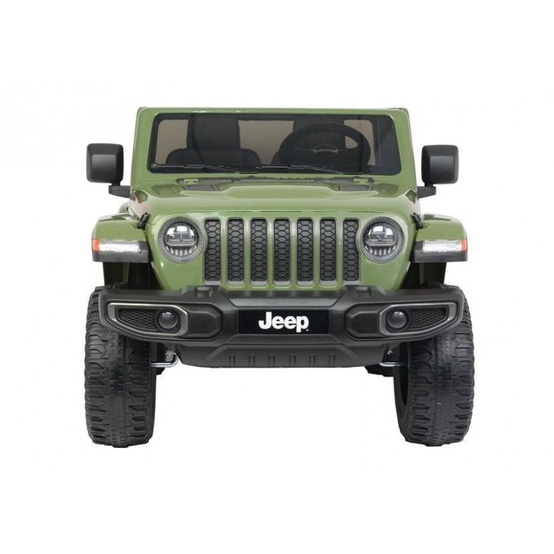 Elektromobilis Jeep 6768R žalias