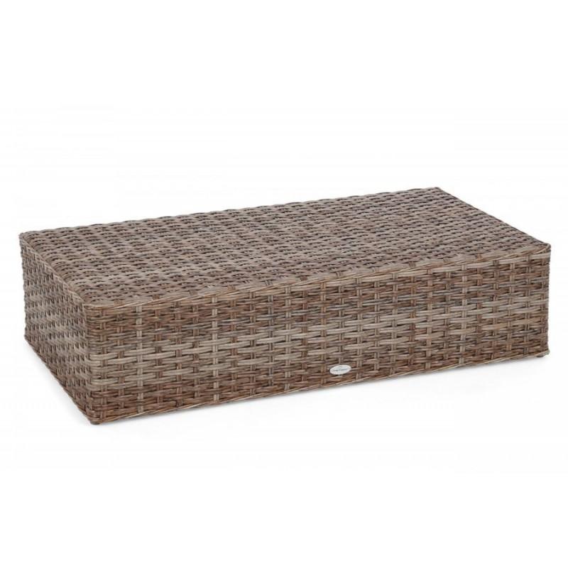 Pinti moduliniai lauko baldai SANTORINIS GREY/GREY