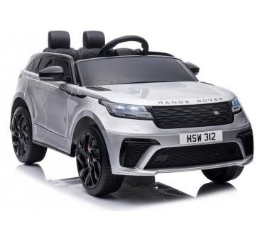Range Rover sidabrinis lakuotas