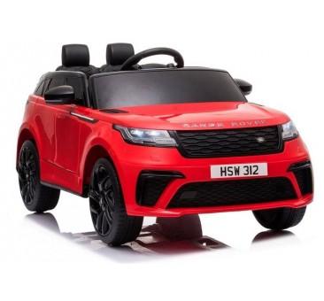 Range Rover raudonas lakuotas