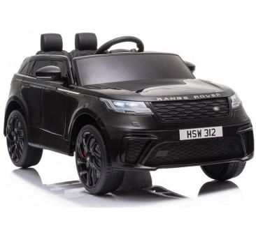 Range Rover juodas lakuotas