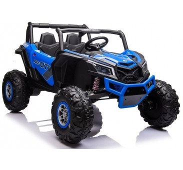 Elektromobilis Buggy UTV-MX mėlynas