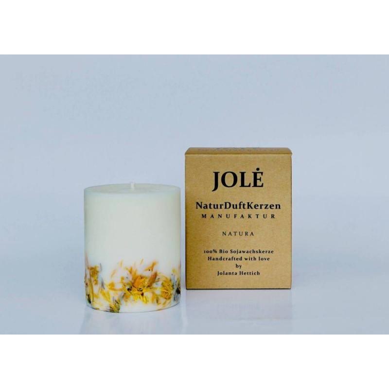 NATURA Naturali kvapnioji žvakė CALENDULA maža
