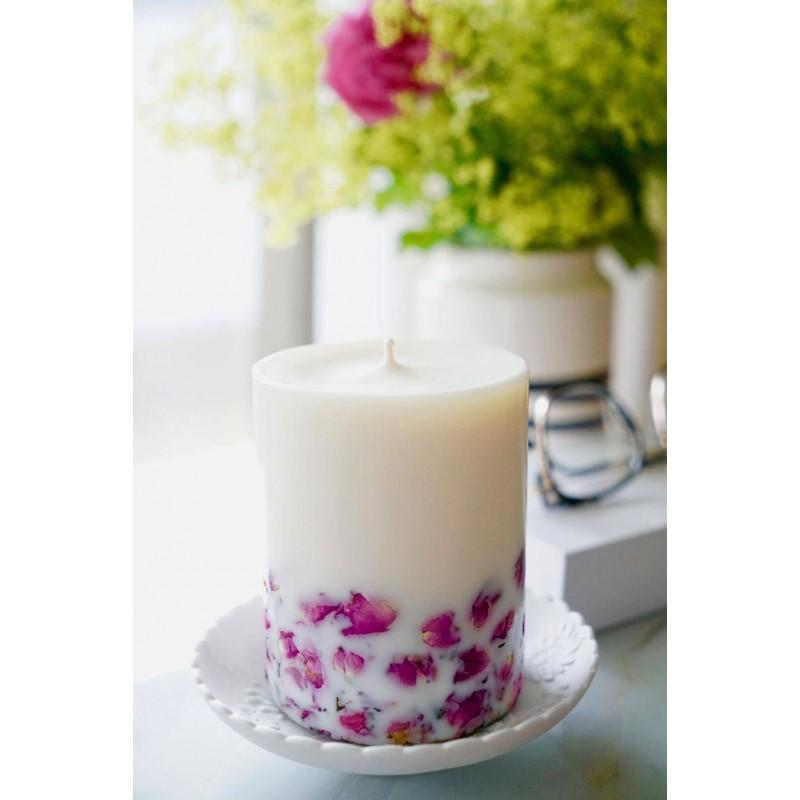 NATURA Naturali kvapnioji žvakė ROŽĖ maža