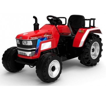 Elektromobilis Tractor HL2788 raudonas