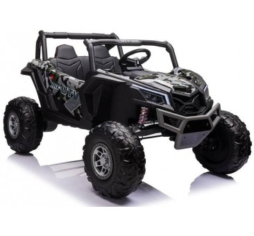 Elektromobilis Buggy UTV-MX juodas