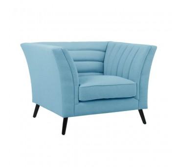 Fotelis PIANO mėlynas