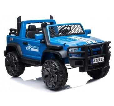 Elektromobilis YSA026 mėlynas