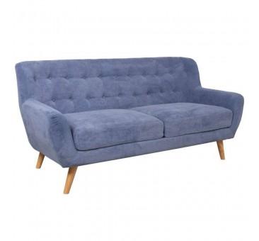 Trivietė sofa RIHANNA mėlyna