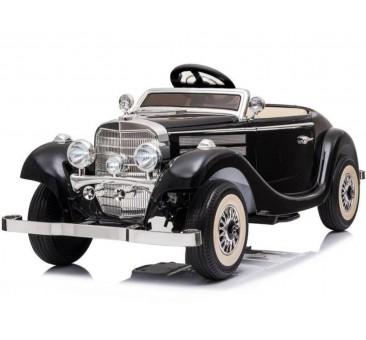 Mercedes 540K retro juodas