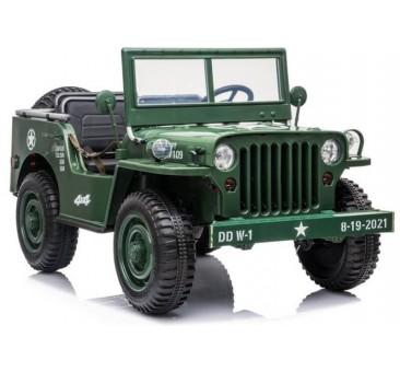 Jeep JH101 elektromobilis