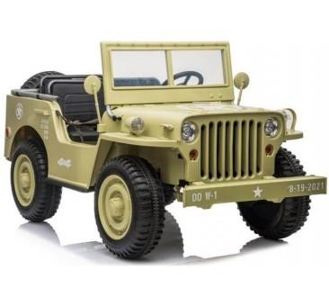 Jeep JH101 elektromobilis Chaki