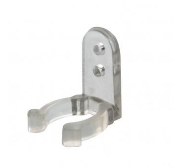 PVC spaustukas LED girliandai/juostai