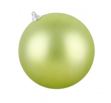 Žaisliukas eglutei, 20cm, žalias, matinis