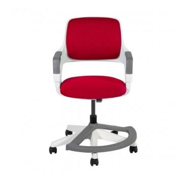 Auganti vaikiška kėdė ROCK raudona