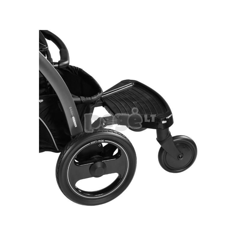 Priedas prie vežimėlio PEG PEREGO BOOK PLUS vyresniam vaikučiui stovėti