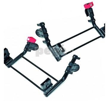 """Adapterių bazė autokėdutei ant TFK vežimėlio """"Twinner Lite"""" 2vnt"""