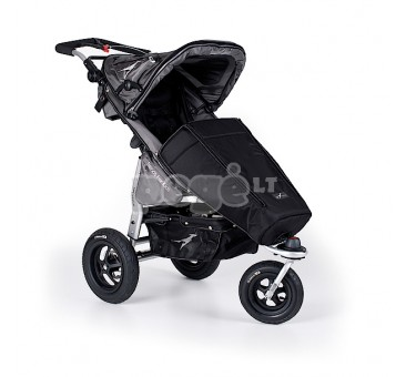 Kojų užklotas vežimėliui TFK Joggster Twist black