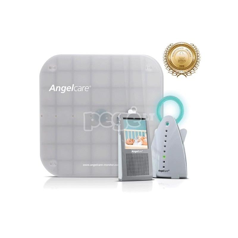 Video auklė ANGELCARE AC1100 su kvėpavimo jutikliais