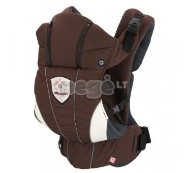 Kiddy nešynė HEARTBEAT 2-in-1 spalva RIDERS CLUB