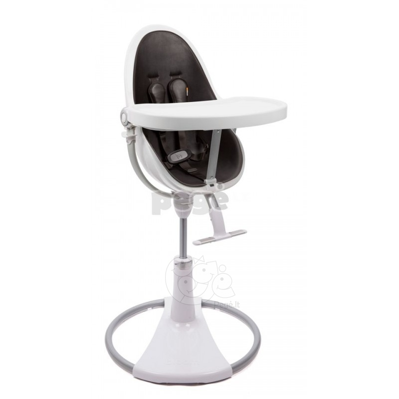 """Maitinimo kėdutė """"Bloom Fresco Chrome baltas"""" (nuo gimimo iki 36 kg)"""