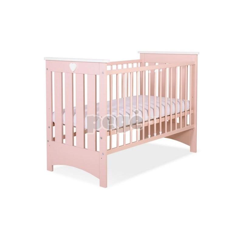 Vaikiška medinė lovytė ENZO