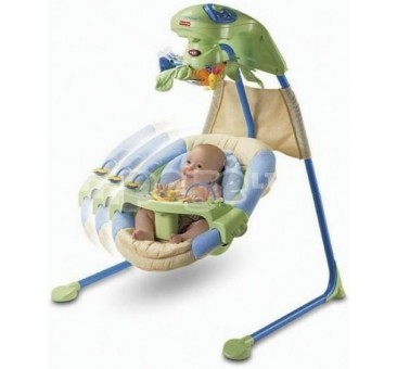 Supynės FISHER PRICE nuo gimimo