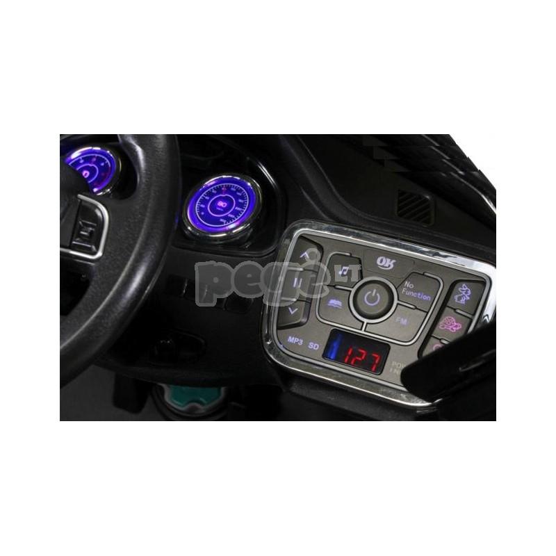 Elektromobilis AUDI Q7 vyšninė 12 V su distanciniu valdymu