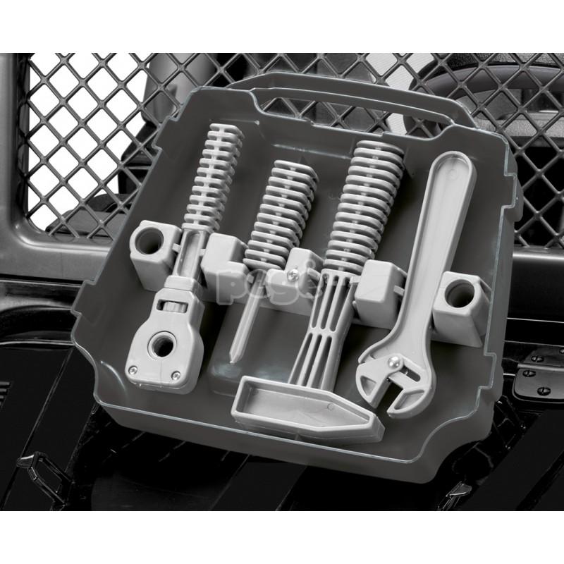 Elektromobilis PEG PEREGO  GAUCHO SUPERPOWER 24 V