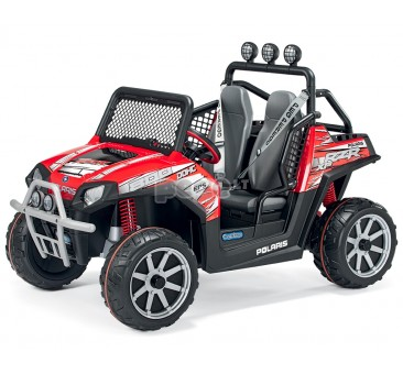 Elektromobilis PEG PEREGO POLARIS  RANGER RZR 24 V new