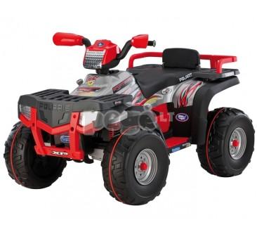 Elektromobilis keturratis PEG PEREGO POLARIS SPORTSMAN 850 24V