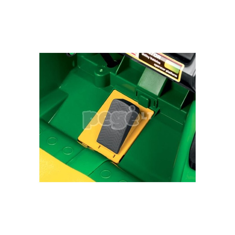 Elektromobilis PEG PEREGO JD GATOR HPX 24 V su ličio akumuliatoriumi