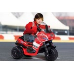 """Peg Perego"" triratis motociklas DESMOSEDICI 6V"