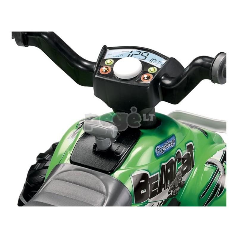 Elektromobilis PEG PEREGO CORRAL BEARCAT 6V