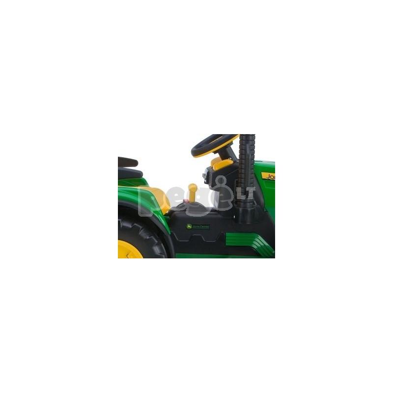 Elektromobilis PEG PEREGO JOHN DEERE POWER PULL 6V