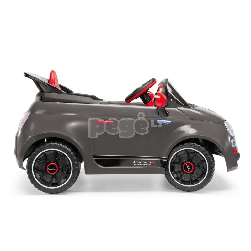 Elektromobilis PEG PEREGO FIAT 500 S  6V