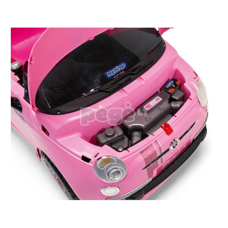 Elektromobilis FIAT 500 STAR 6V