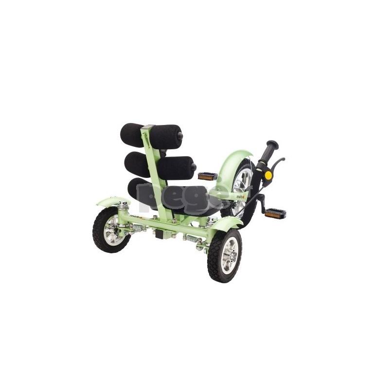 Velomobilis vaikams MINI žalias