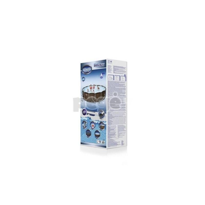 Baseinas technoratano apdaila BESTWAY 427x107 5 in 1