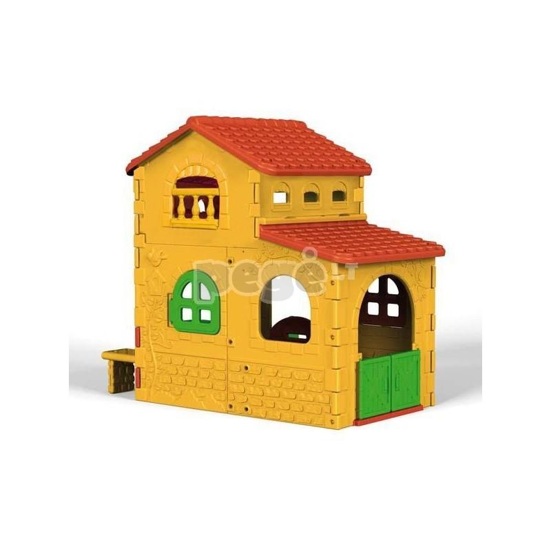 Lauko žaidimų namelis BIG HOUSE VILLA FEBER