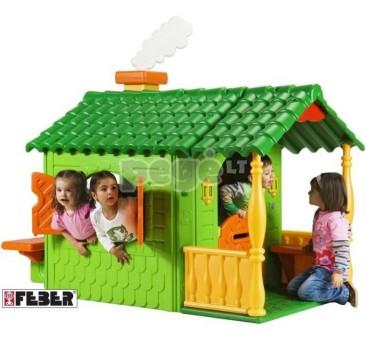 Lauko žaidimų namelis FEBER BUNGALOW